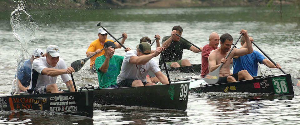 Michigan Canoe Racing Association
