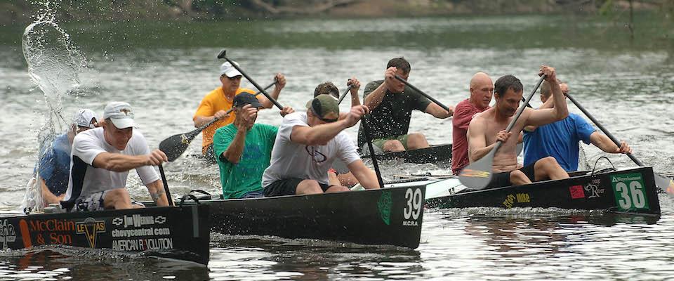 Michigan Canoe Racing Association